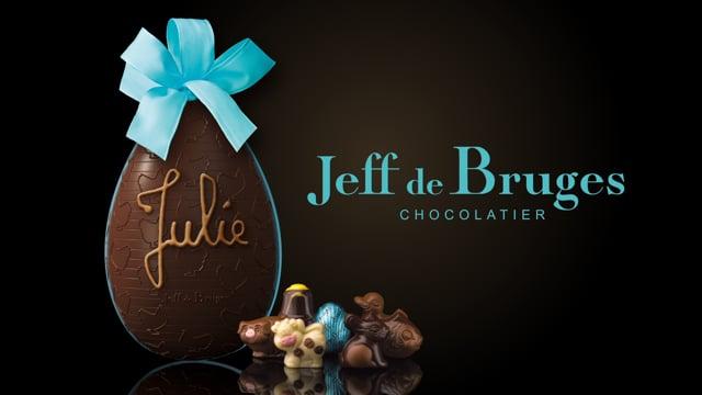 Jeff de Bruges - Billboard Pâques