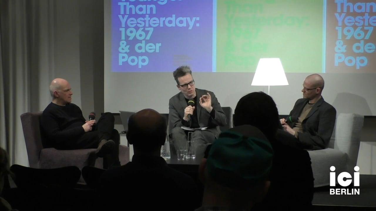 Diskussionsrunde mit Frank Witzel, Christoph Jürgensen und Arnd Wedemeyer
