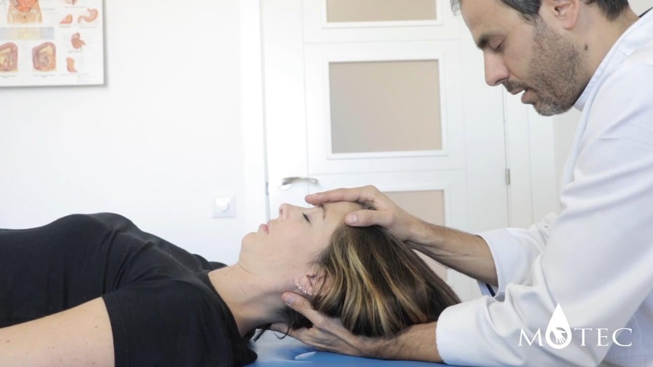 Osteopatía en migrañas, mareos y cefaleas