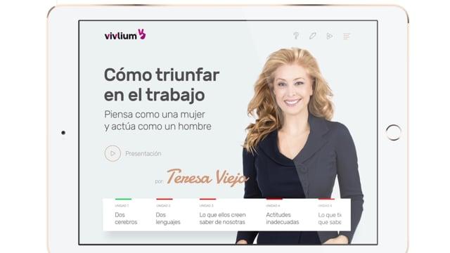 Teresa Viejo - Cómo triunfar en el trabajo (Promo)