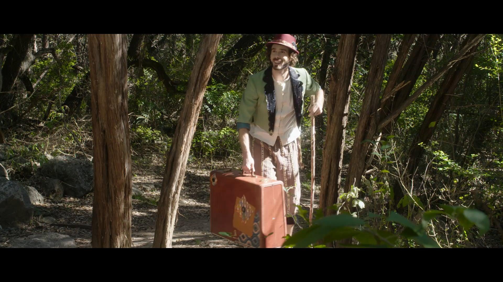 Mr. Greenheart's Treehouse Trailer