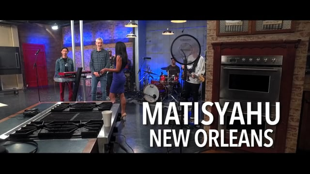 Matisyahu in New Orleans 2017