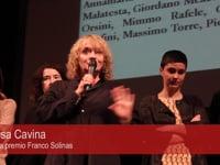 Intervento di Teresa Cavina - Premiazione 31° Premio Solinas 2016 - 23.3.2017
