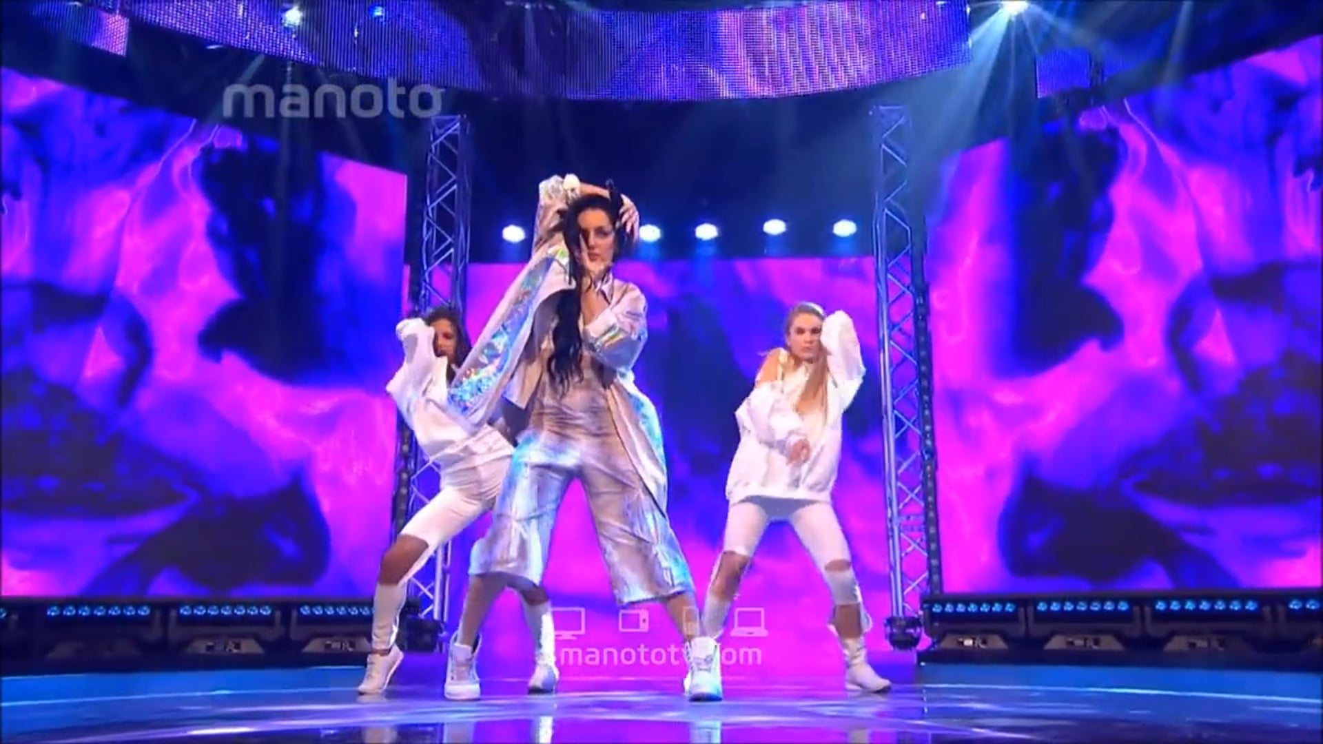 Nikita's Performance Final Manoto