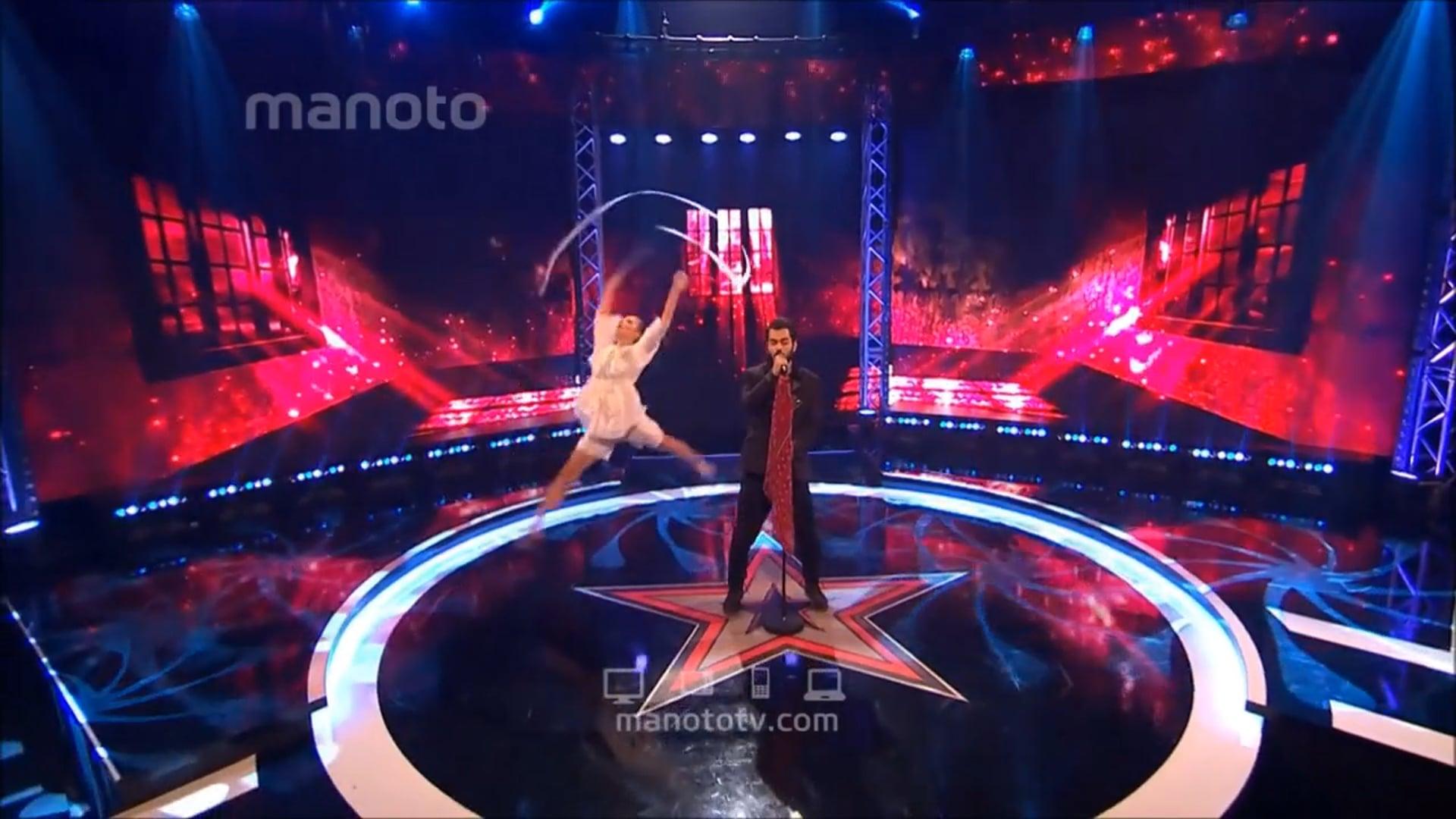 Ribbon Performance Manoto TV