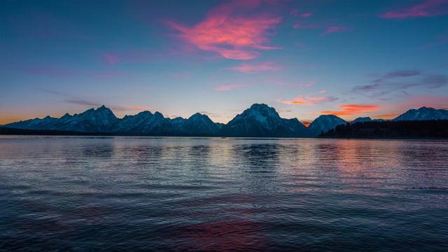 Jackson Lake, Wyoming, Part 2