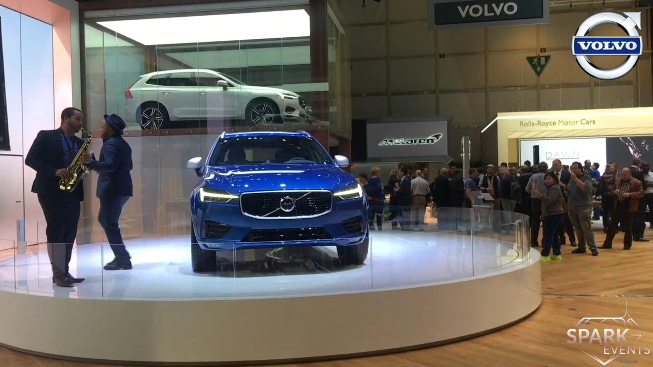 Volvo & SparkEvents @Geneva International Motor Show
