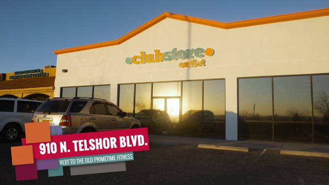 Clubstore Outlet - Get Ready Las Cruces