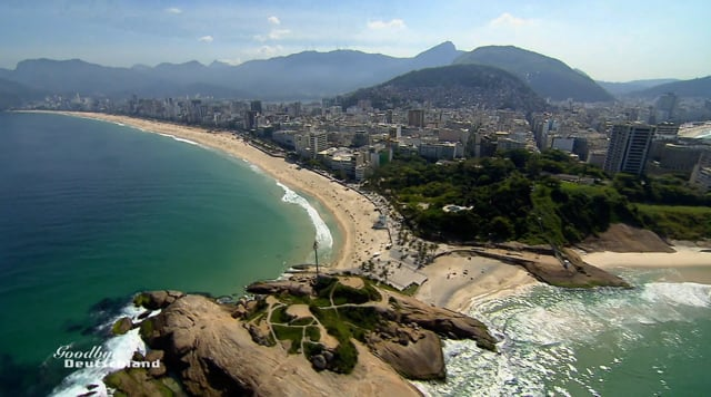 Mit dem Bully nach Rio (Brasilien 2014)