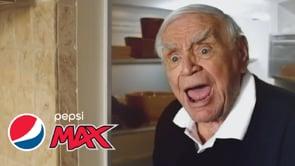 """Pepsi: """"Maximum Borgnine"""""""