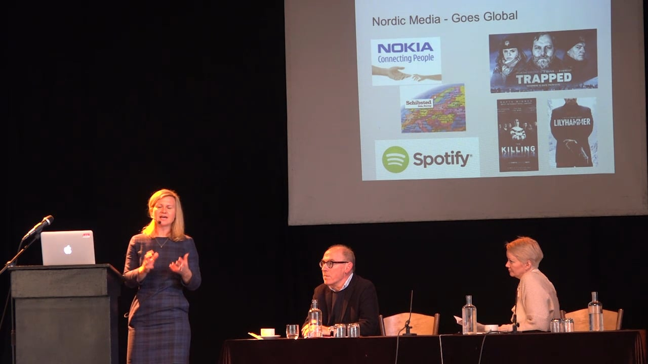 C. Dr. Gunn Enli – The Media Welfare State: Public Service Broadcasting in the Nordic Region