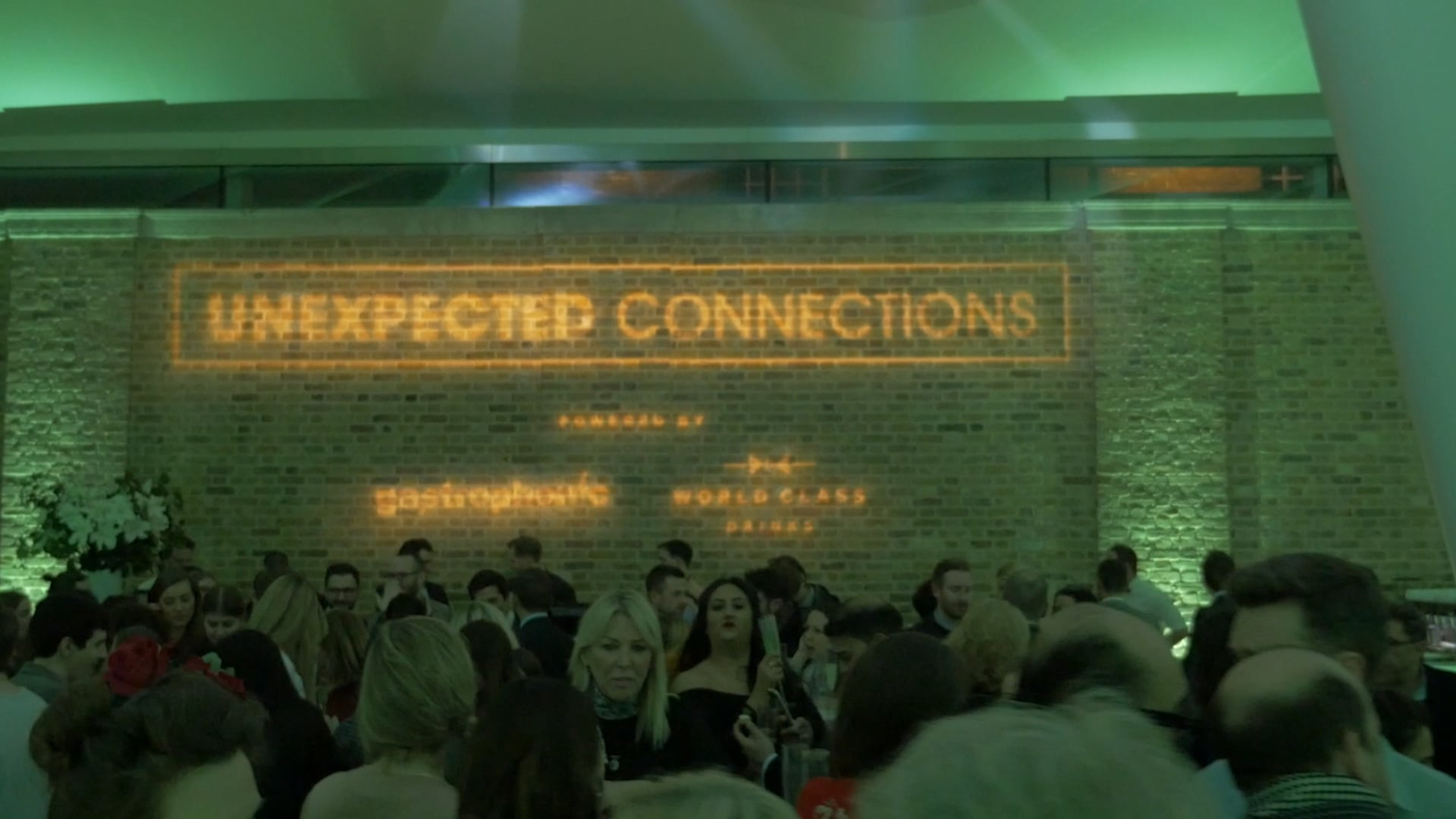 Unexpected Connections - House of Gastrophonic | Event Concept Ltd. | UK