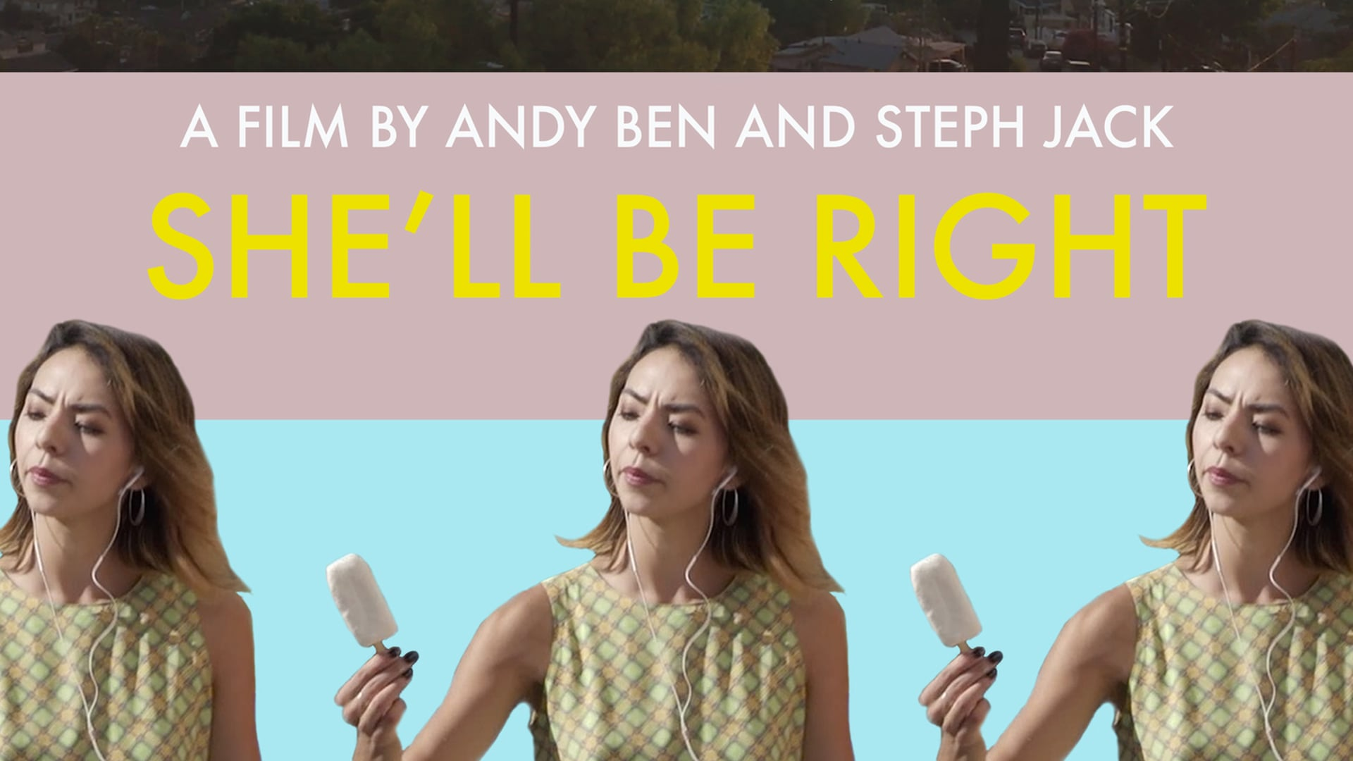 She'll Be Right TRAILER