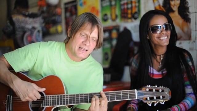 Leben zwischen Showtreppe und Realität in Rio