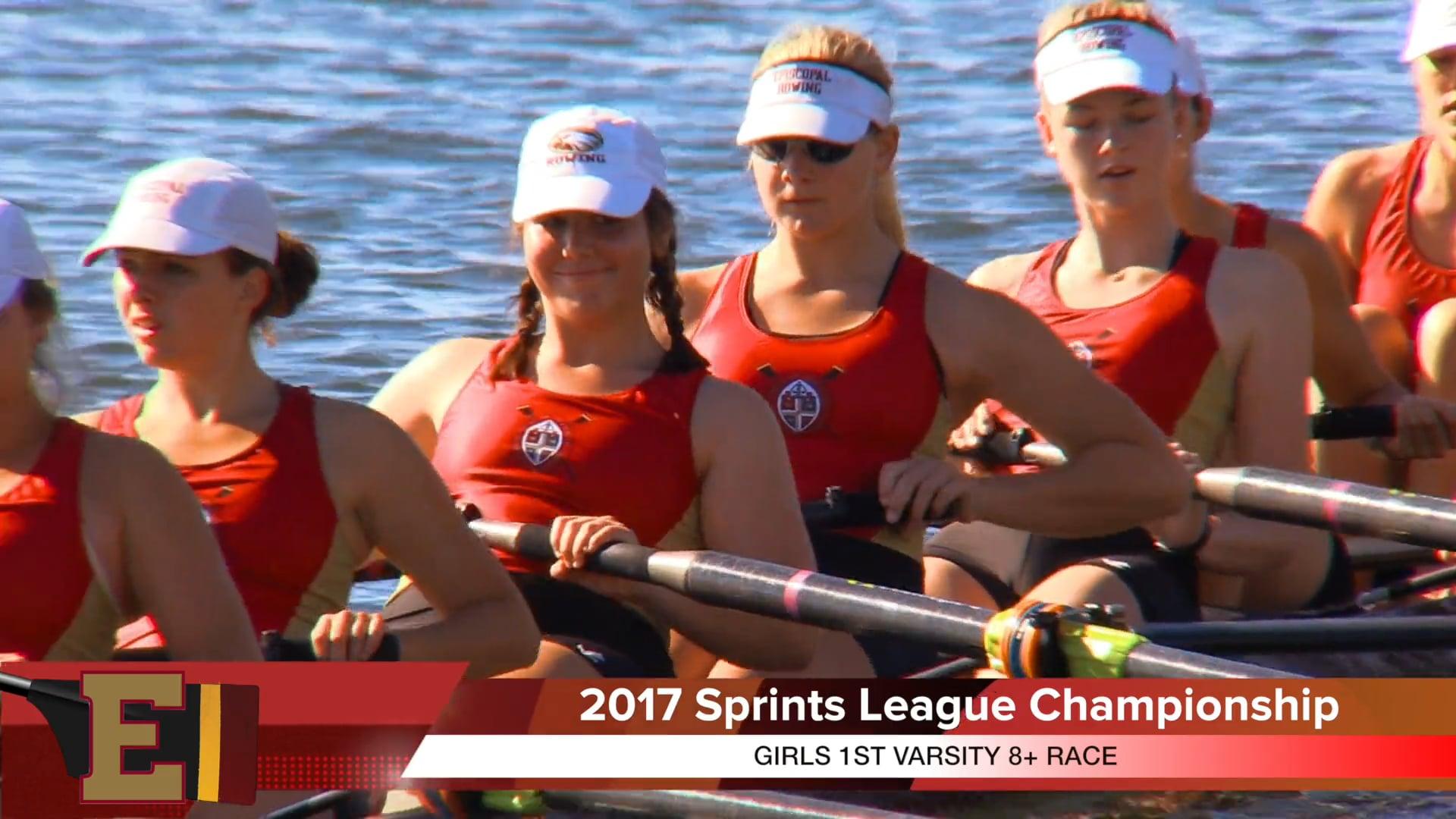 Girls 1st Varsity Race 2017 Sprints League Championship