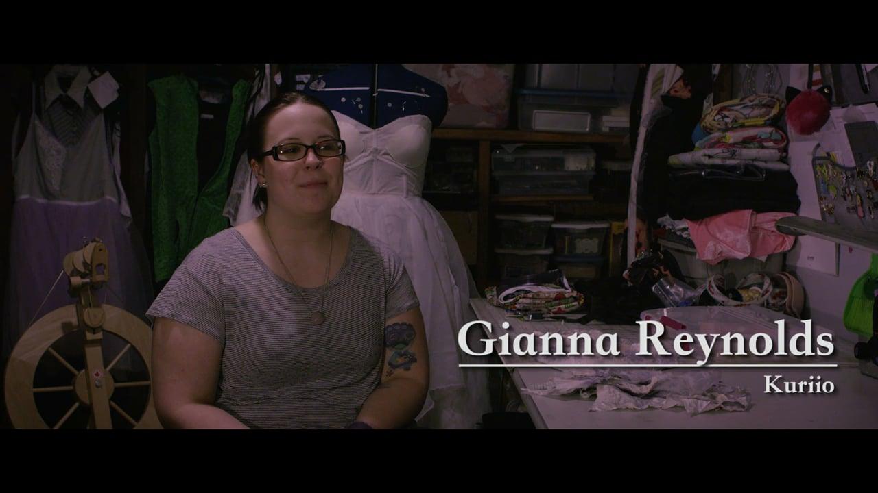 Number 3 - Gianna Reynolds - AIR
