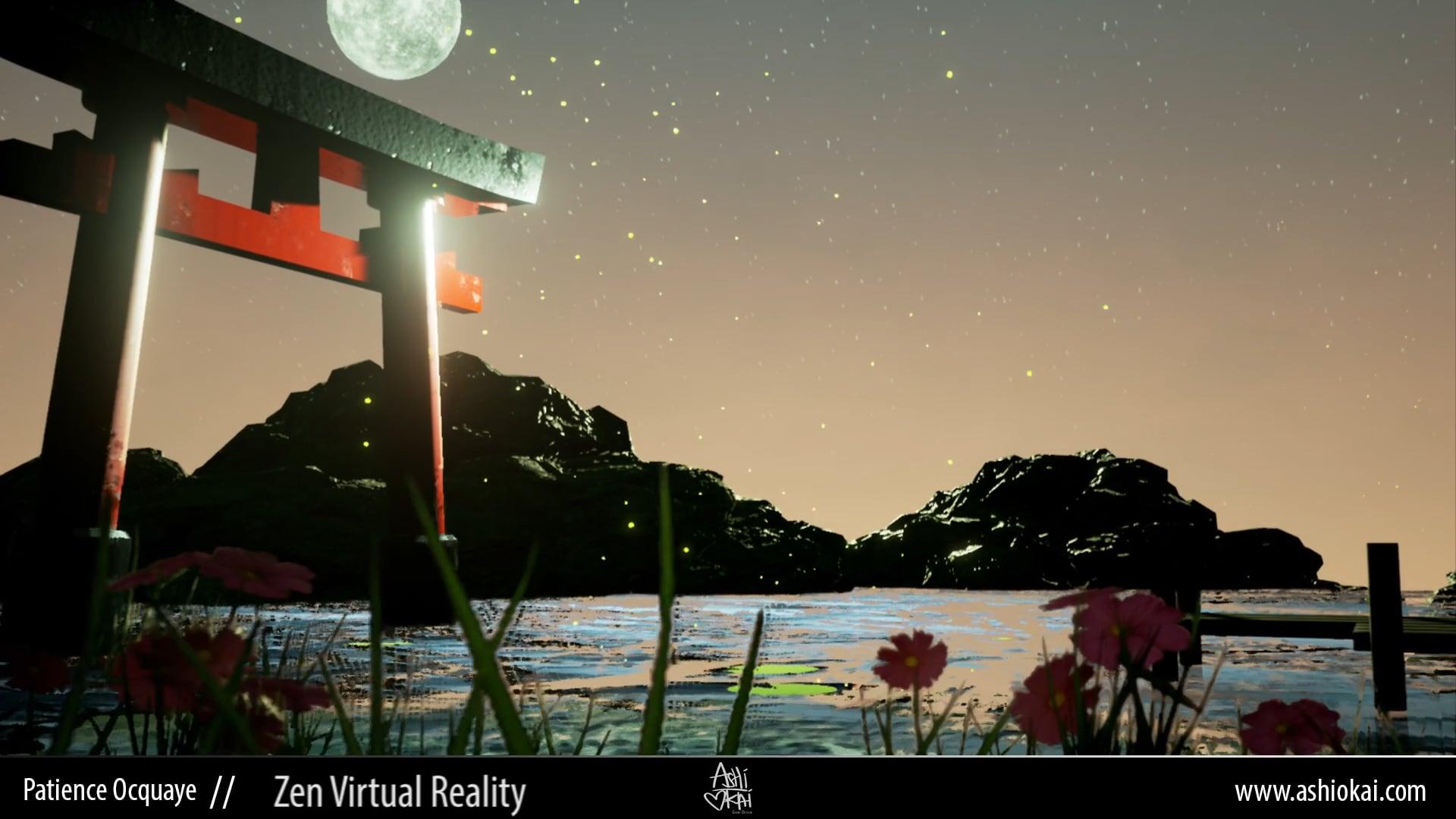 Zen Virtual reality