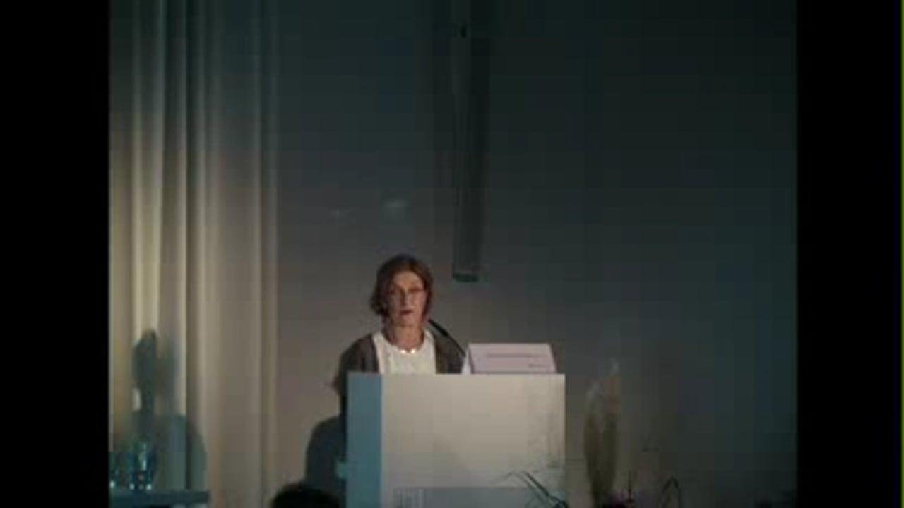 Lecture by Christina von Braun (Part I)