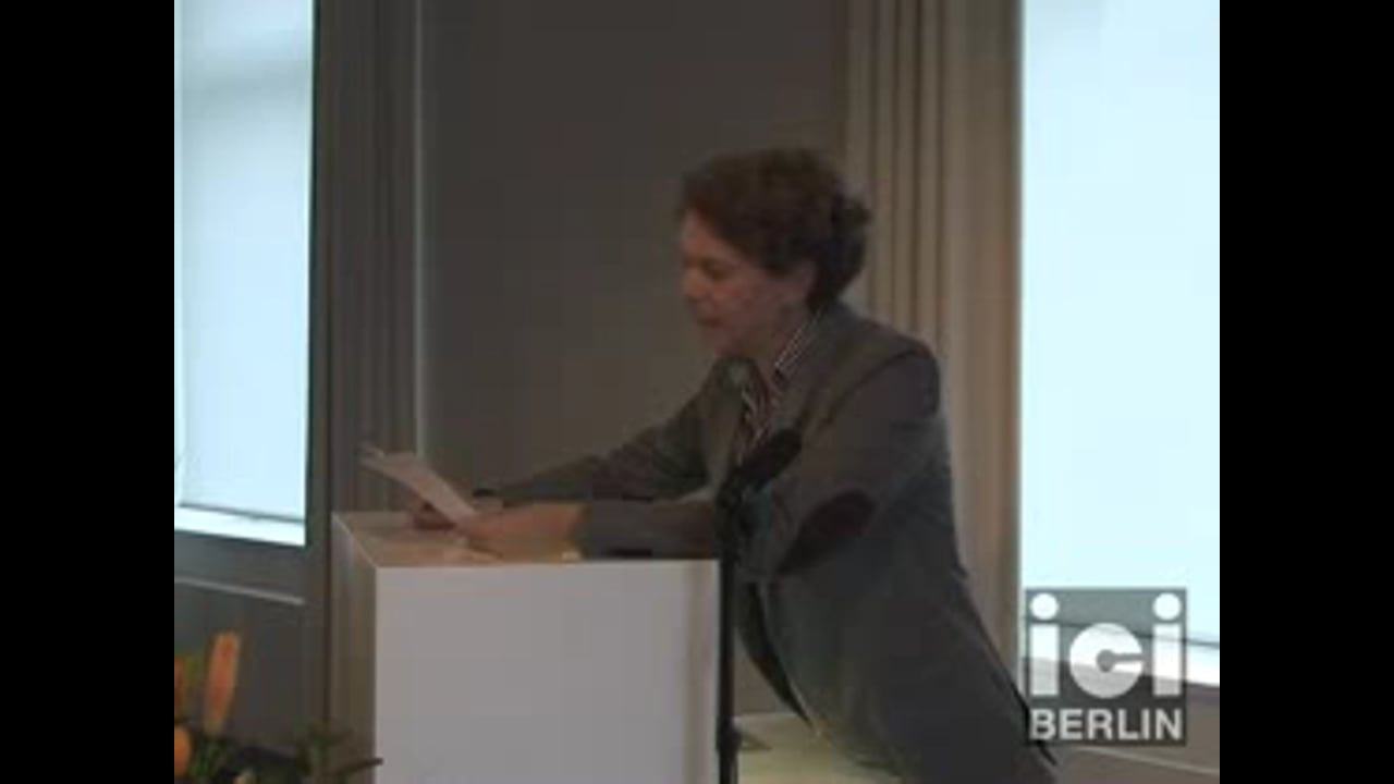 Introduction by Luca Di Blasi