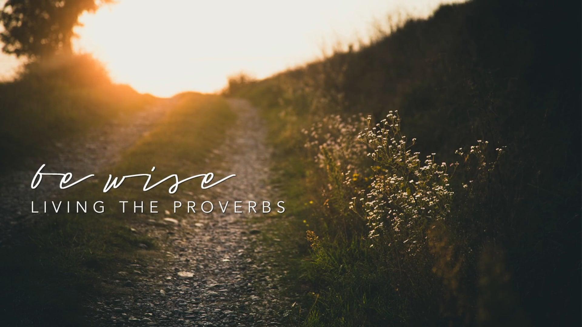 Week 2: Discernment