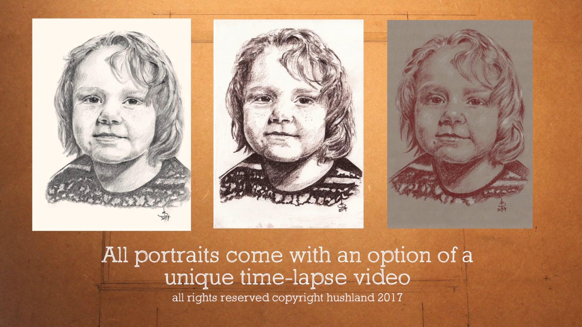 Hushland Portraits - An Introduction 2017