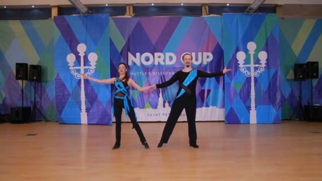 Nord Cup 2016, Алексей Архипов — Мария Лазарева, fast