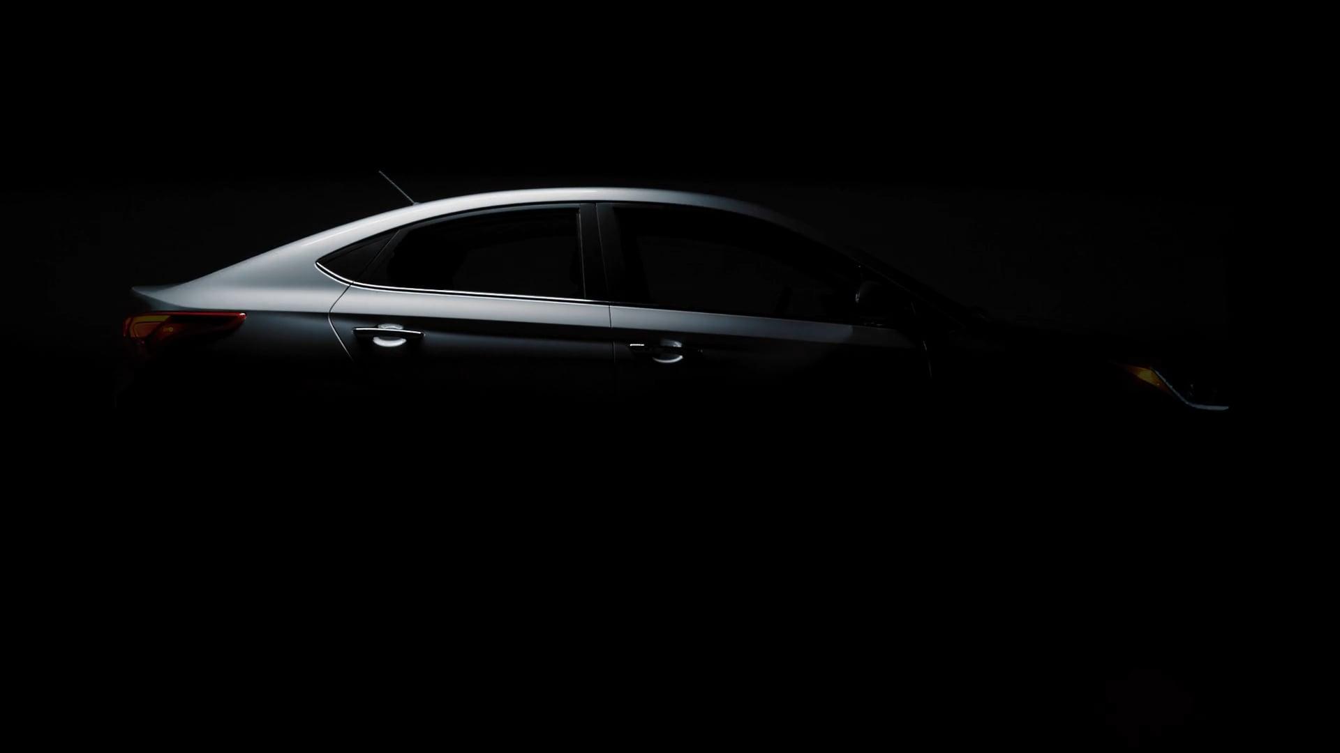 Hyundai - Hyundai Accent Teaser