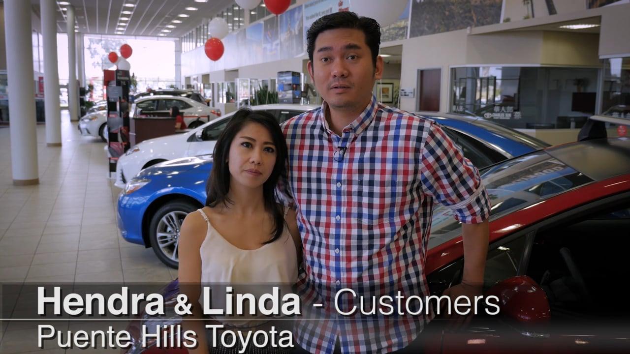 Puente Hills Toyota - Customer Testimonial
