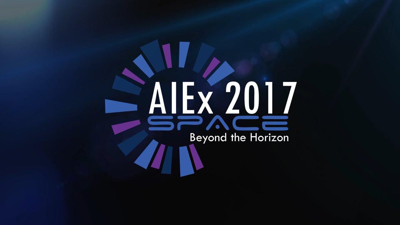 AIEx 2017, SPACE Beyond the Horizon (Promo)