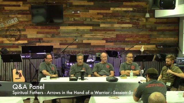20170325 - Session 5 - Q&A Panel