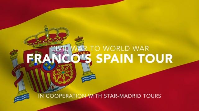 Franco's Spain Tour