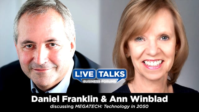 Daniel Franklin and Ann Winblad