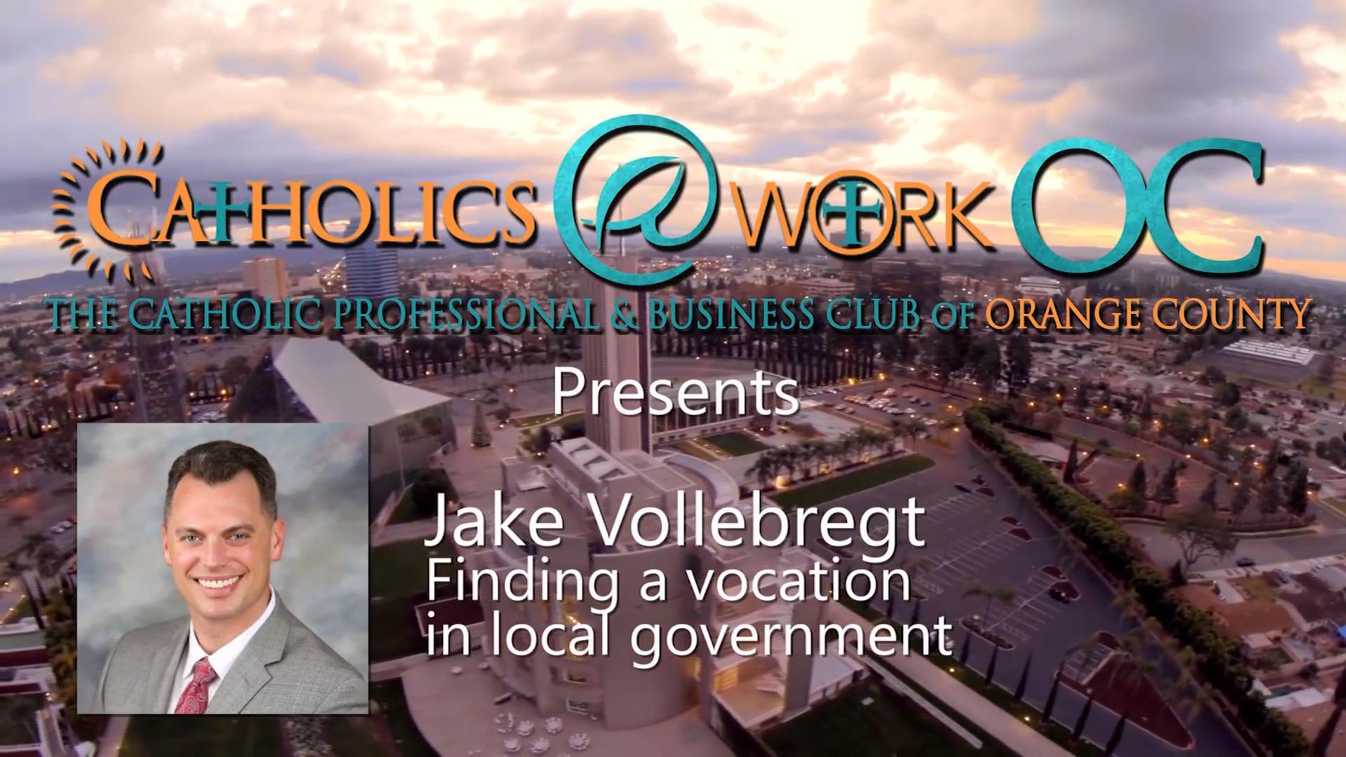 Jake Vollebregt