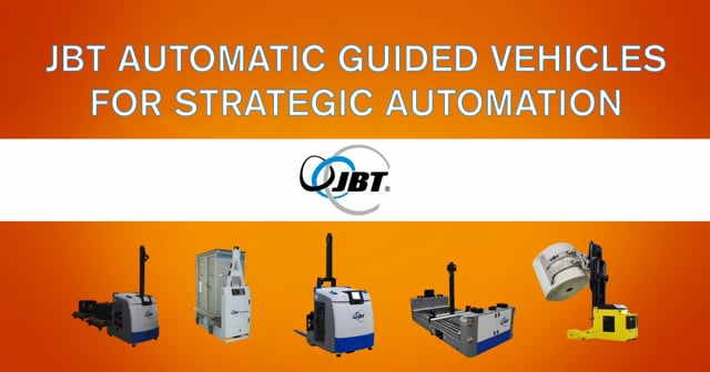 JBT Automatic Guided Vehicles