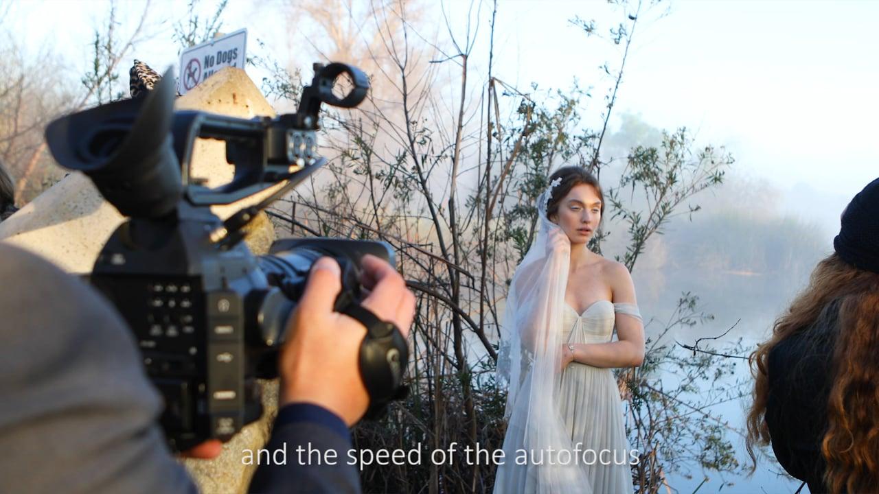 Canon COMPACT-SERVO 18-80mm Testimonial Review - Paul Santiago, Boffo Video
