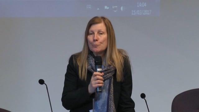 Brigitte MARIN, Directrice de l'ESPE de l'académie de Créteil - UPEC