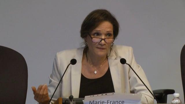 Marie-France BISHOP, Université de Cergy Pontoise-ESPE