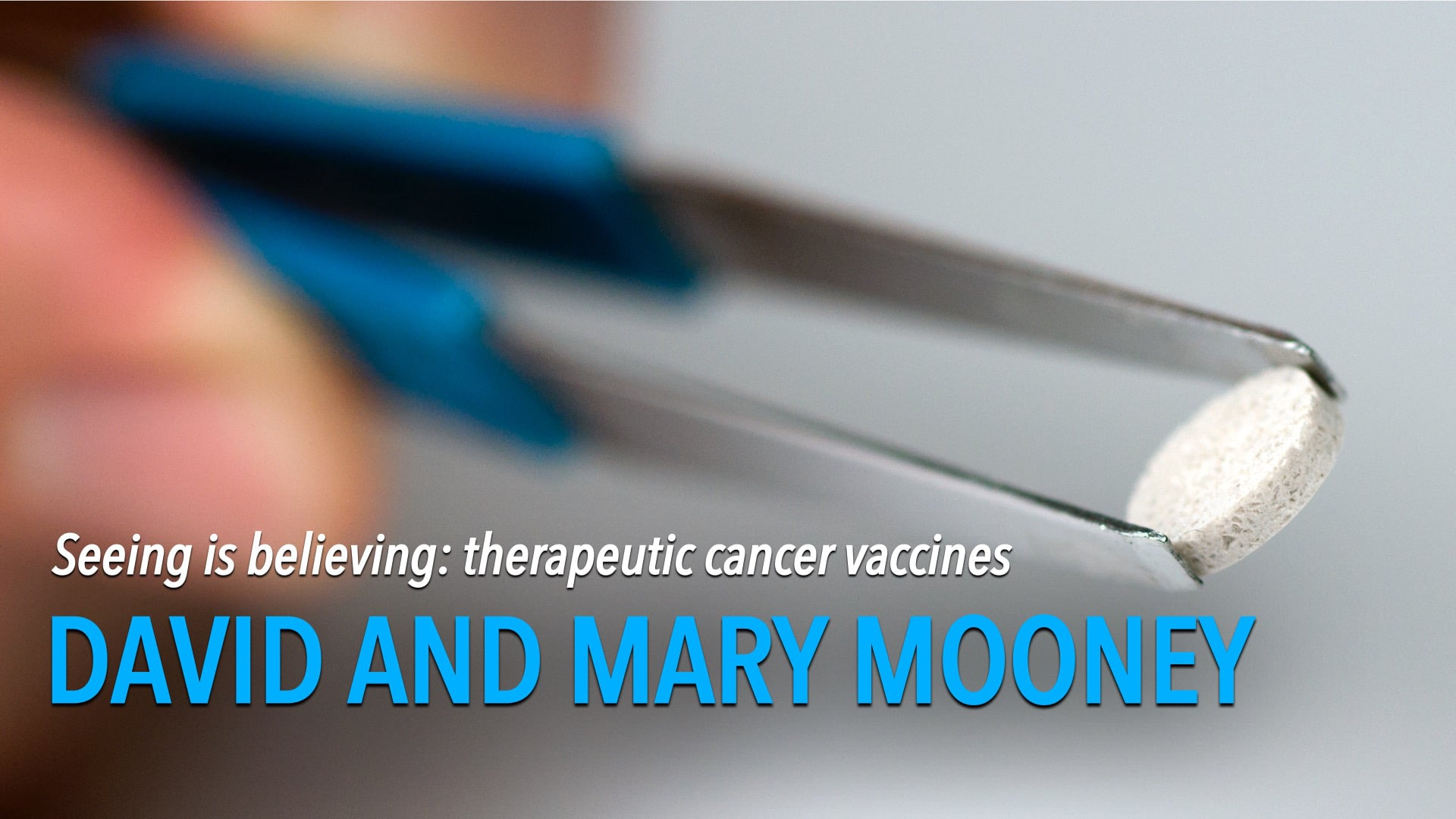 ArtScience Talks @ Le Lab – Seeing Is Believing: Therapeutic Cancer Vaccines