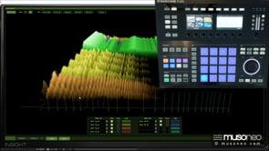 Spektrogram 2D i 3D