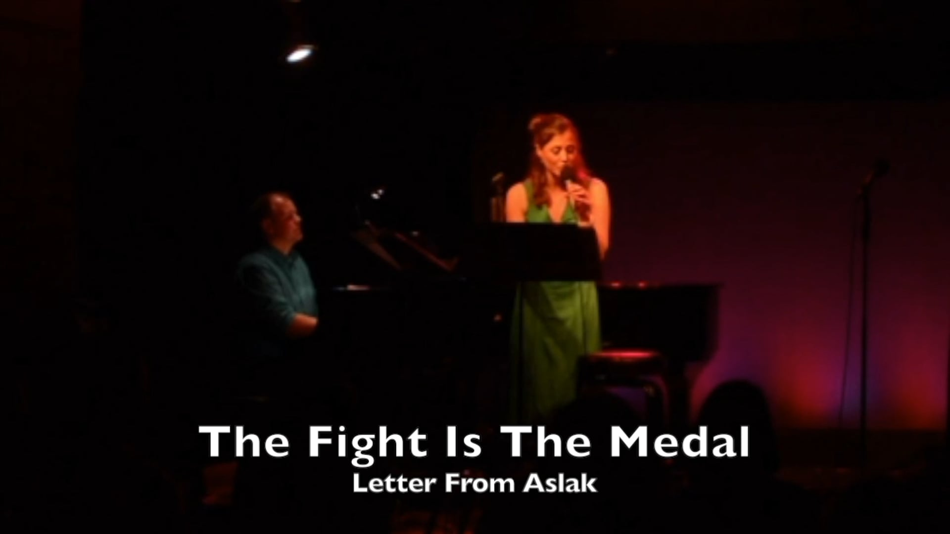 The Fight Is The Medal // Letter From Aslak