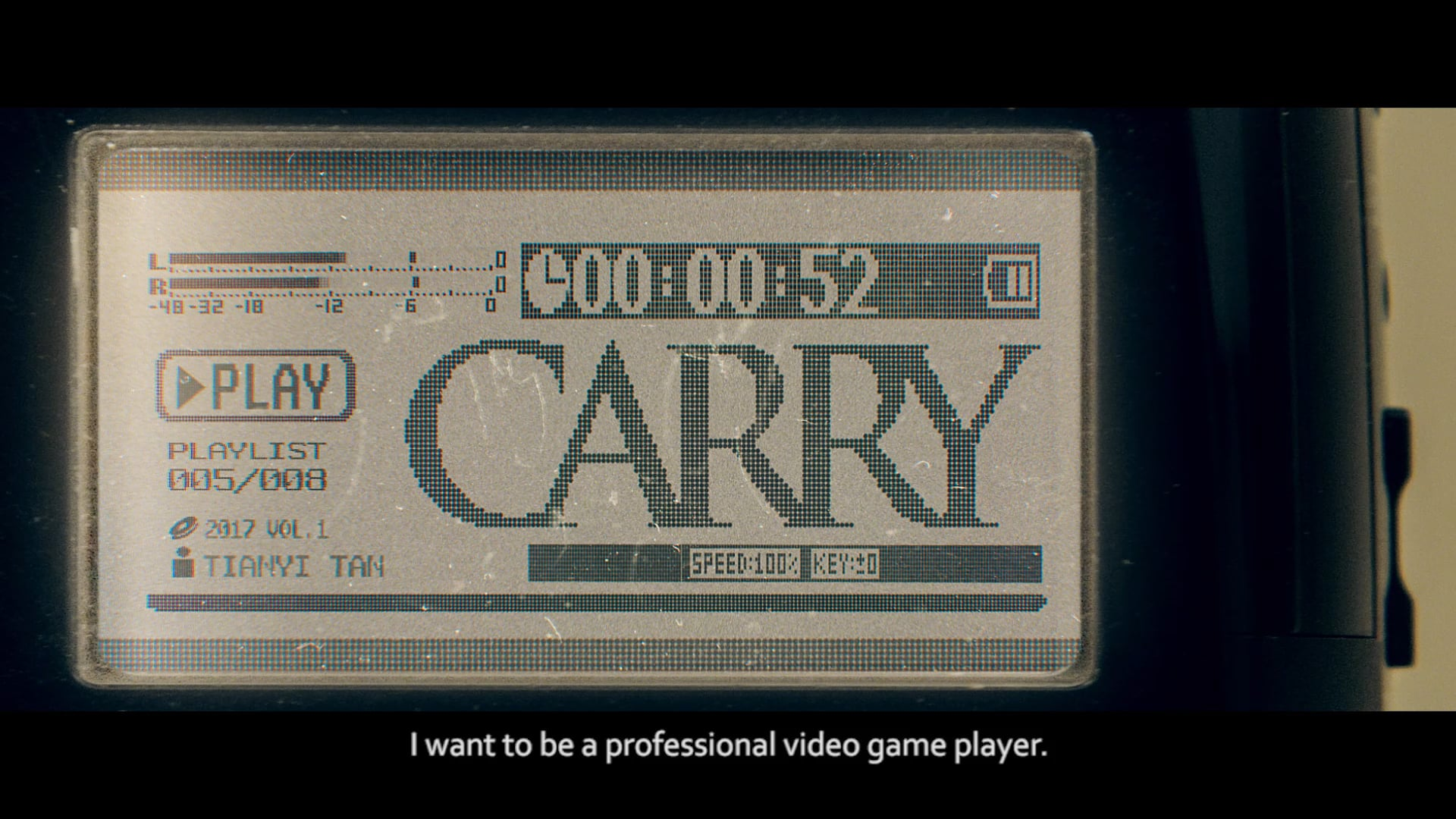 CARRY SHORT FILM TRAILER 2017