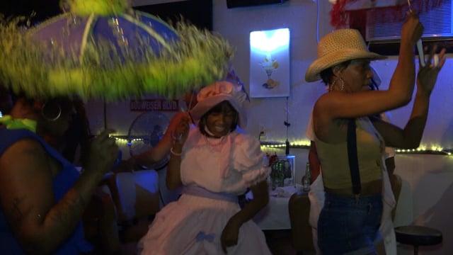 A night at the Ooh Poo Pah Doo Bar