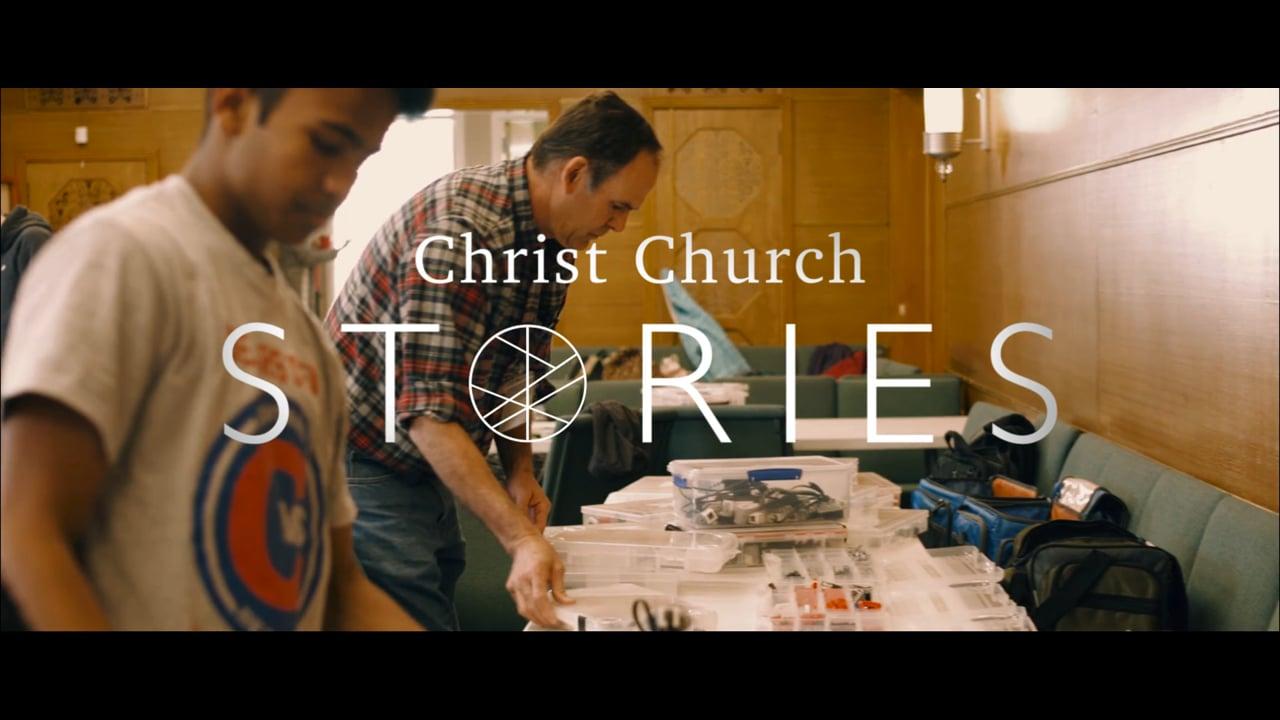 Christ Church Stories: Paul and Bivek