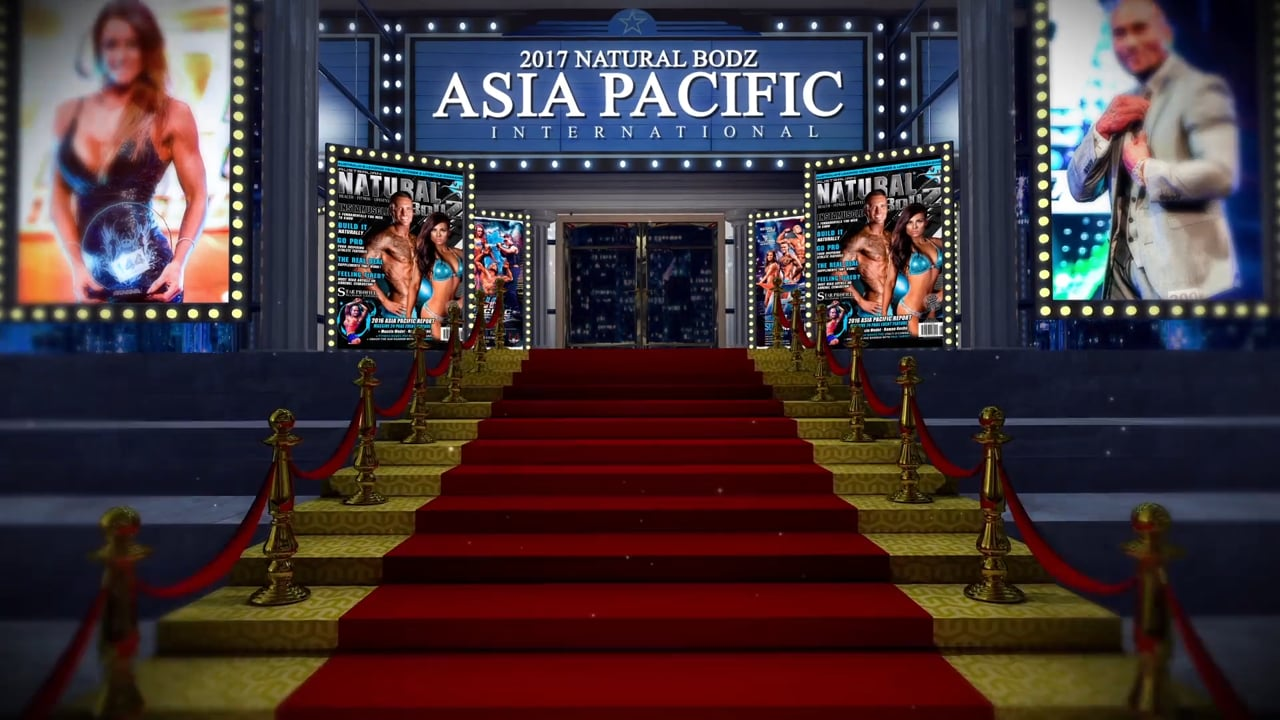 2017 Asia Pacific Come on Now!