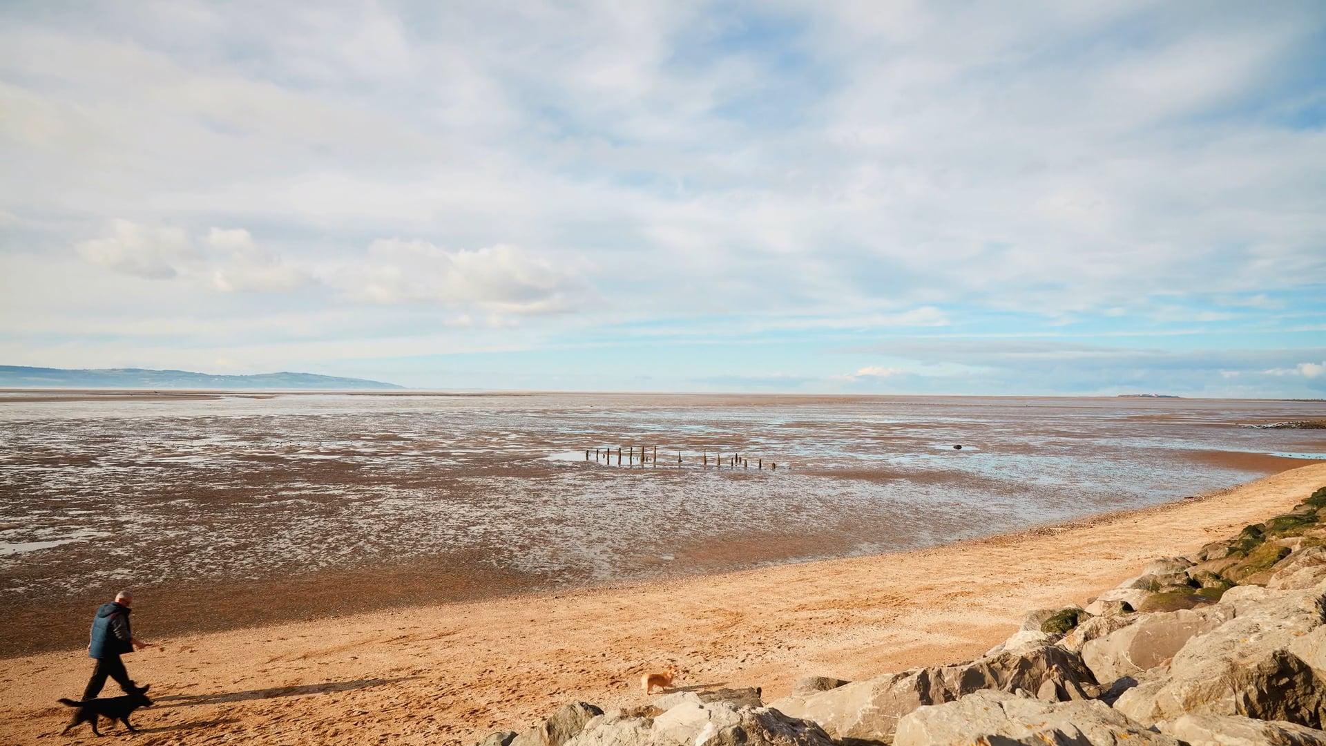 West Kirby Beach Timelapse