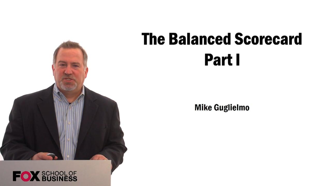59692The Balance Scorecard Part 1