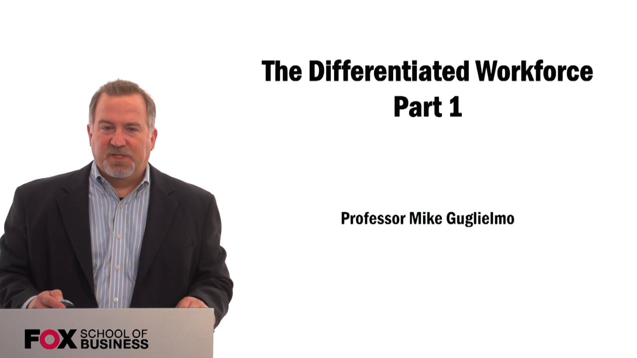 59694The Differentiated Workforce Part 1