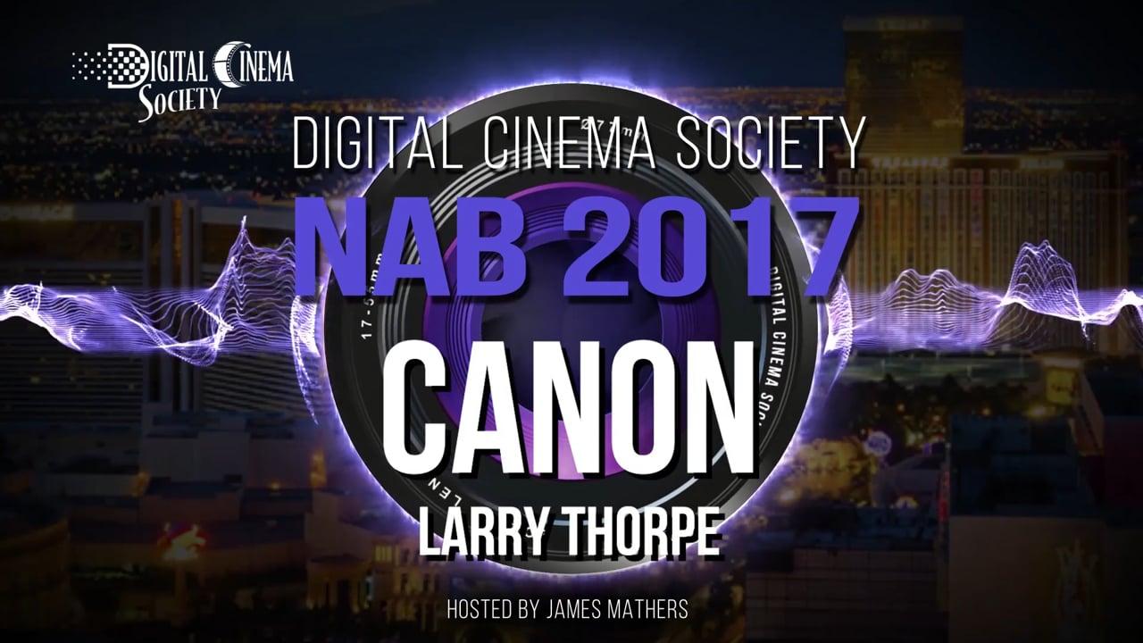 CANON at NAB: new COMPACT-SERVO CN-E 70-200mm and C700 Digital Cinema Camera
