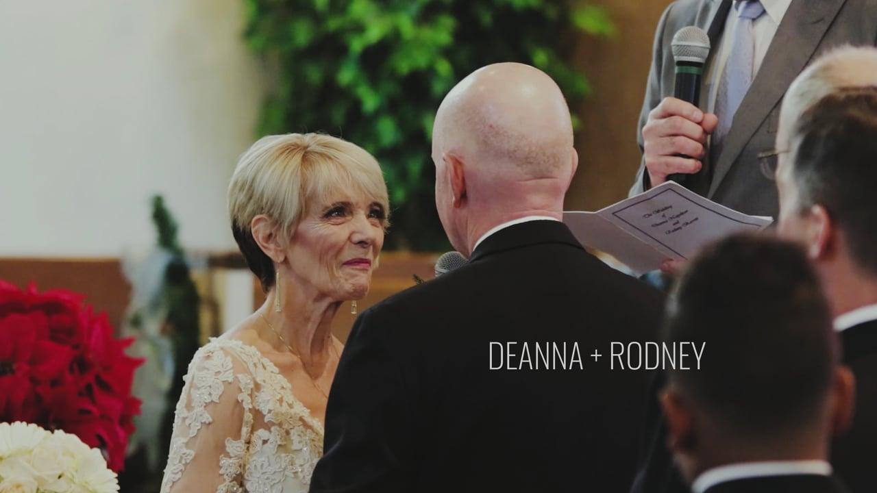 deanna + rodney | 12.10.16