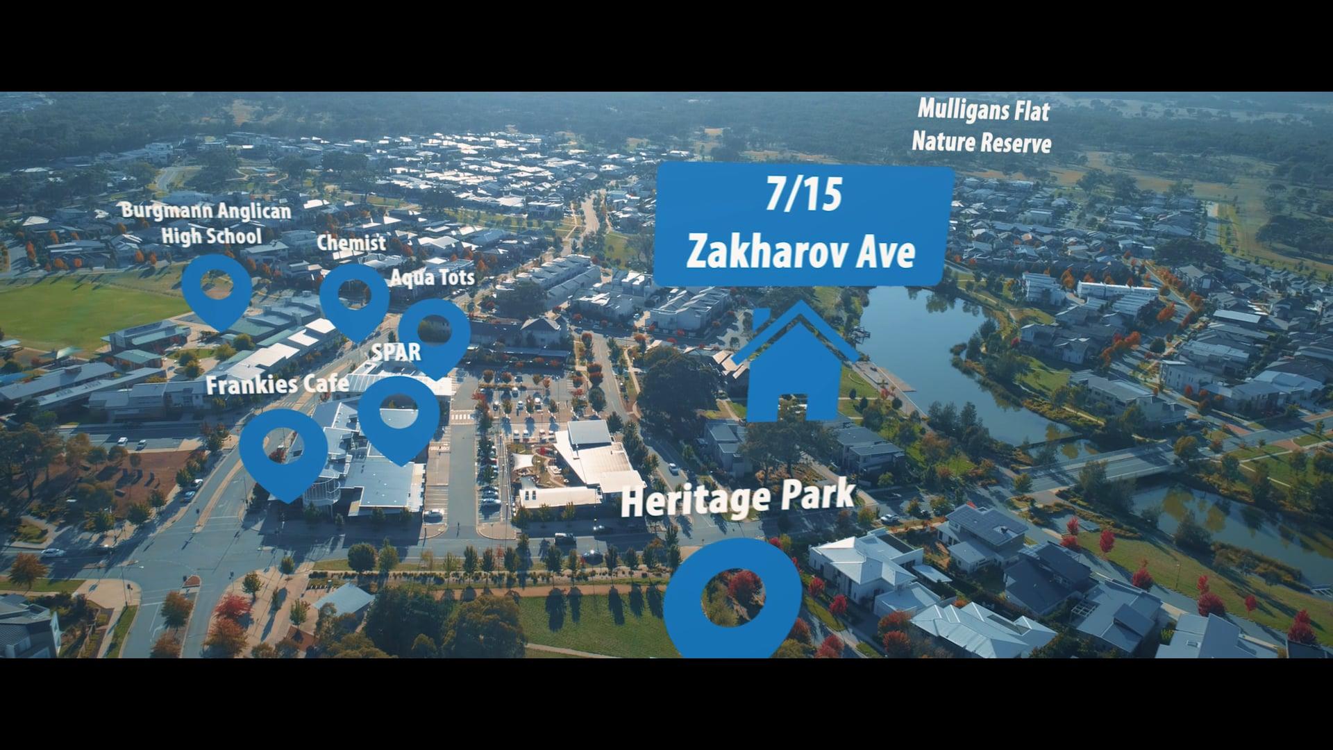 Independent - Zakharov Ave